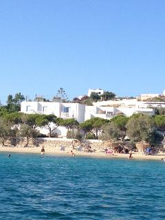 Niriides Studios- sleeps 2 - Krios Beach, Paros