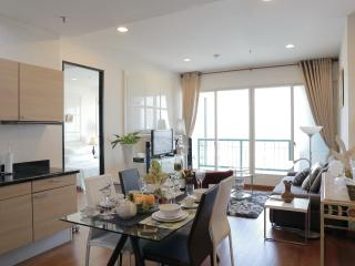 22nd Flr Luxury 1BR Apt in City Center, Bangcoc