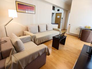 Office Apartment - Romana Square - Living room
