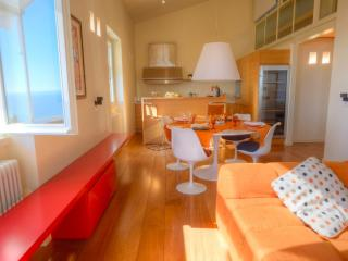 Modern luxury seaview flat near Lerici/ 5 terre, San Terenzo