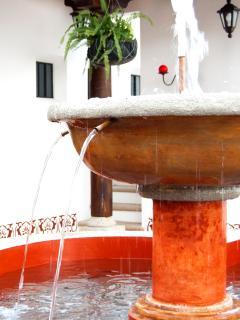 Villas de La Ermita 03 / Fountain