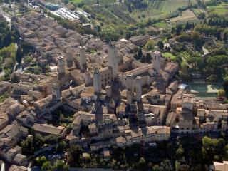 Historical Palace San Gimignano WiFi  free  2