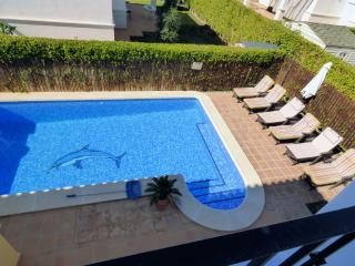 Villa Raspallon with heated pool
