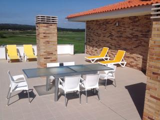 Atlantico Golf Penthouse, Sao Martinho do Porto