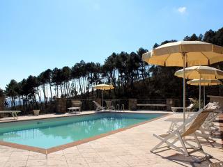 Apt Buti-piscina sulla collina tra Lucca Pisa Beach