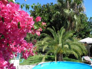 Ferienhaus Costa del Sol, Marbella, mit Meerblick & Pool, 500m zum Strand