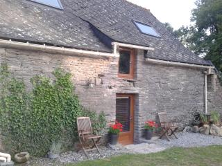 Character French Barn nr La Gacilly, Malestroit
