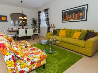 6 Bedroom Orange Blossom Villa Windsor Hills Resor, Kissimmee