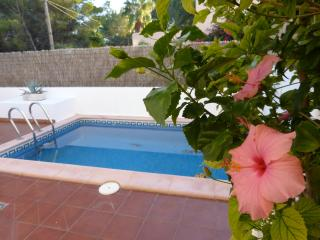 Modern House to let Ibiza, Es Canar