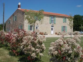 gite rural de charme au coeur de la Vendée, Fougere