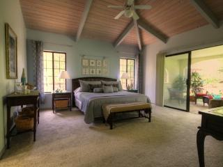 Master Bedroom with sliding door to lanai