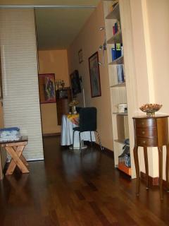 open space  del piccolo appartamento
