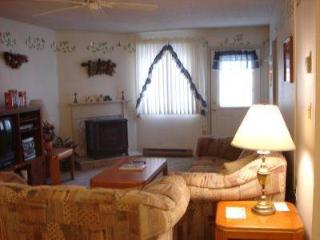 2BR first floor condo with stereo, DVD, Wi-Fi - B1 127B