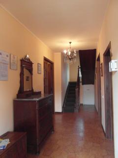 entry of the room