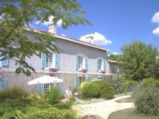 Maison Bois Fleurie, Souvigne