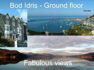 Bod Idris - Ground /First Floor, Barmouth