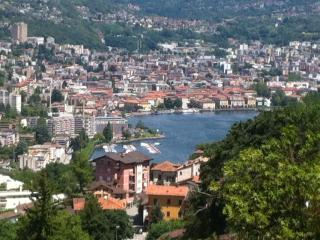 Villa Camelia with garden and a beautiful view, Lugano