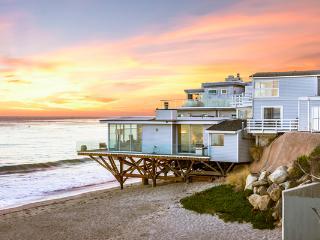 Corral Glass Beach House, Malibu