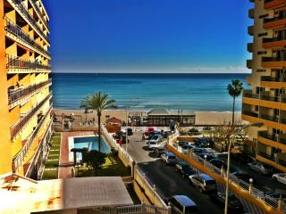 Apartment in Torremolinos frontline beach