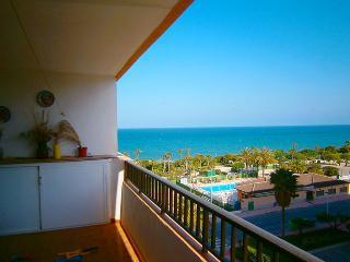 Apartment with panoramic sea views, La Mata