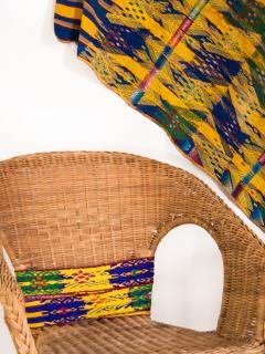Villas de La Ermita 05 / Detail - With traditional Guatemalan knitting
