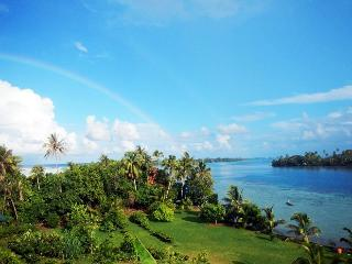 Huahine Location - Bungalow, Fare