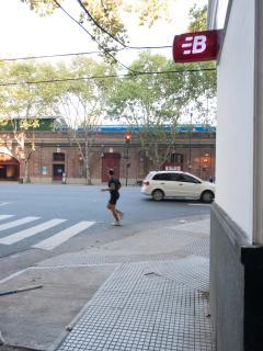ATM, 1 block distance