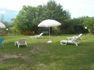 Casa Vacanza con camino - country house, Contursi Terme