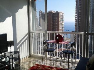 Sea Views Apartment Benidorm Centre Close Beach