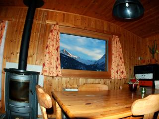 Chalet Bellevue Evolene - Vue, Tradition & Relax