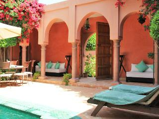 Private Villa in a Palm Oasis, Marrakech