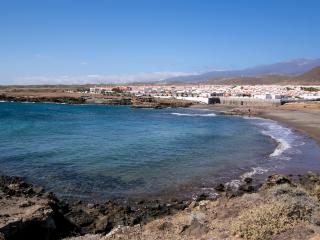 wonderful holidays , 100 mt from wild beach, Santa Cruz de Tenerife