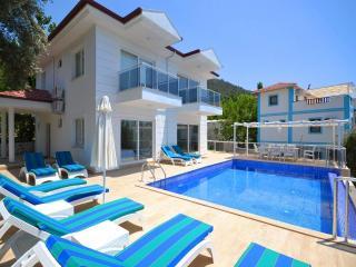 Holiday villa in Uzumlu / kalkan , sleeps 09 : 124, Kalkan
