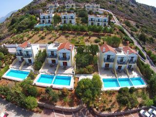 Villas Complex in Hersonissos - Crete, Chersonisos