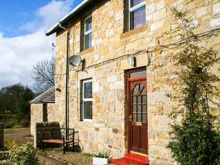 ALDERHALL COTTAGE, semi-detached, multi-fuel stove, pet-friendly, WiFi, near