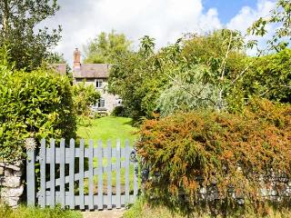 SUN COTTAGE, semi-detached, Grade II listed cottage, open fire and woodburner, W