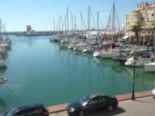 Aguadulce, puerto  de Almerimar , ideal para parejas, preciosas vistas al mar.