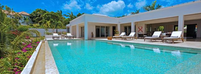 Villa Bamboo SPECIAL OFFER: St. Martin Villa 65 Overlooking The Turquoise Waters Of The Caribbean Sea And Sitting On Striking Landscaped Grounds., Terres Basses