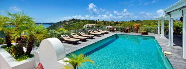 St. Martin Villa 254 Featured In The November 2012 Issue Of Coastal Living Magazine As One Of The 20 Best Villas In The Caribbean., Terres Basses