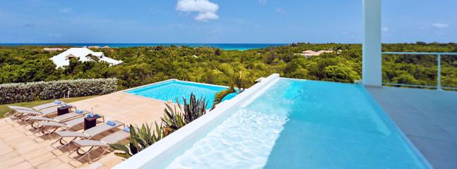 Villa Grand Bleu SPECIAL OFFER: St. Martin Villa 290 Superb Tropical Surroundings And Within 10 Minutes Walking Distance To Beautiful And Secluded Plum Bay Beach., Terres Basses