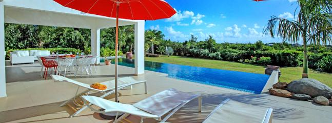 SPECIAL OFFER: St. Martin Villa 242 The Luxurious Villa Overlooks The Caribbean Sea And Offers Gorgeous Sunset Views., Terres Basses