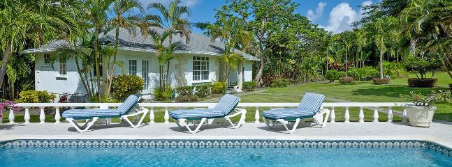 Villa Rose Of Sharon SPECIAL OFFER: Barbados Villa 394 An Elegant 6 Bedroom Villa Located In Sandy Lane Estate In Pristine Condition.