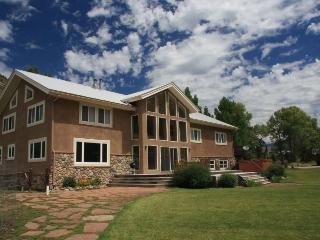 Large Home with Private River Frontage on the Animas River! Sleeps 14