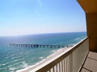 Calypso 1802E-Sleeps 8 w/bunks-Walk to Pier Park-Stunning Gulf views!, Panama City Beach