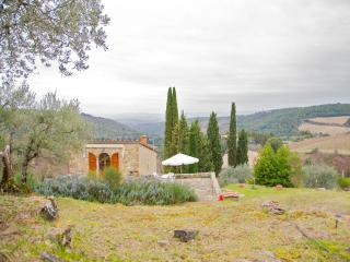 Romantic cottage  in the heart of Chianti, Tuscany, Castellina In Chianti