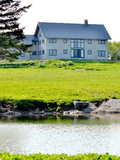 House from Big pond