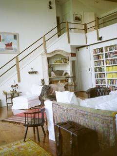 Living room stair