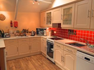Recently refitted kitchen area