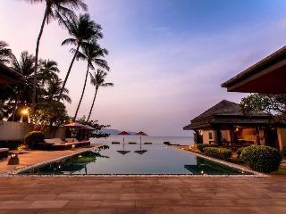 Samui Island Villas - Villa 102 Luxury Beach Front, Taling Ngam