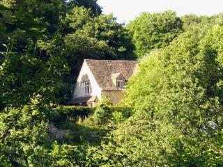 Tythe Barn at Owlpen in the Cotswolds, Uley